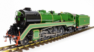 New South Wales C38 Class Locomotive
