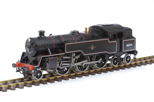 British Railways Standard Class 4 tank locomotive - 4MT