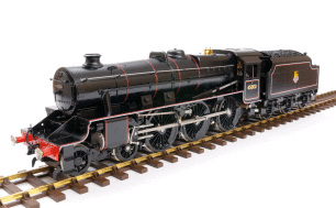 Sir William Stanier's Black 5 Locomotive