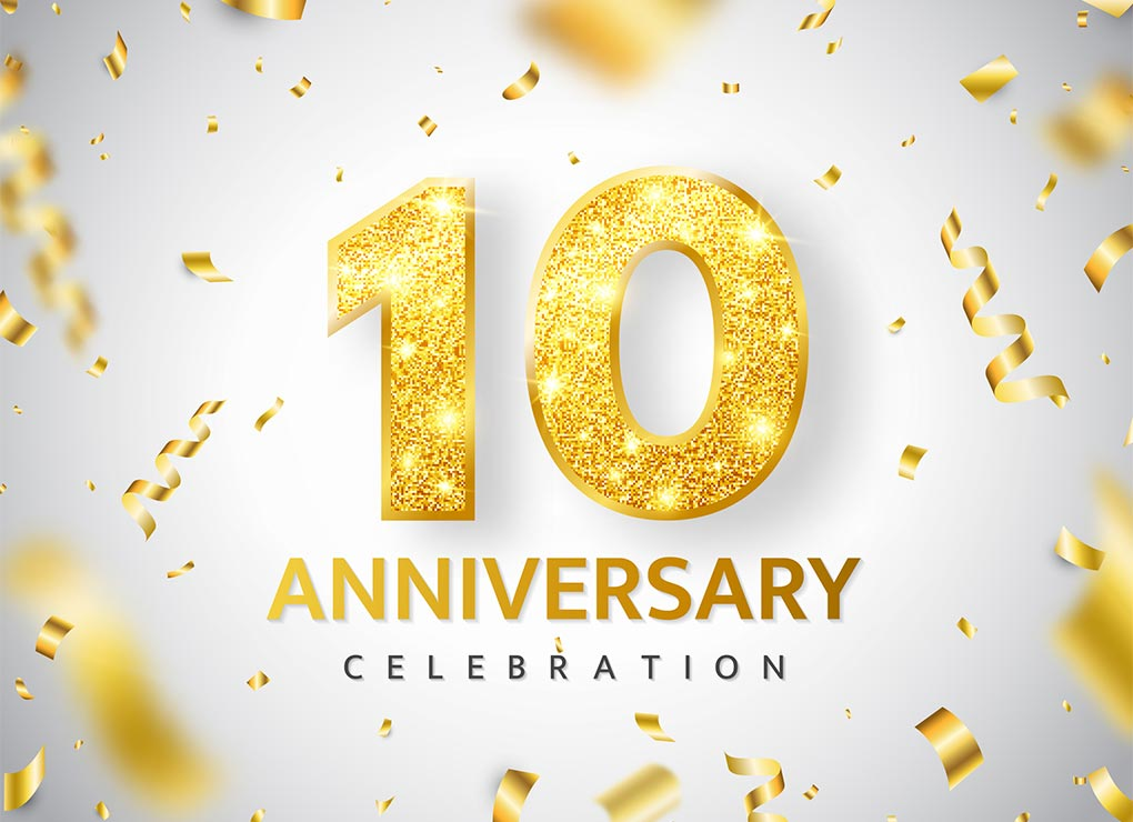 10th Anniversary Special Celebration