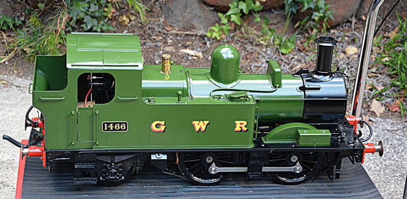 British Railway style model steam locomotives